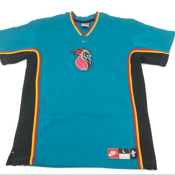 finest selection 7ce60 2bbaa Boys Detroit Pistons Jersey size large